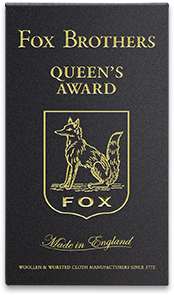 Queen's Award Flannel