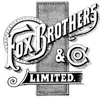 Fox Brothers & Co Heritage logo