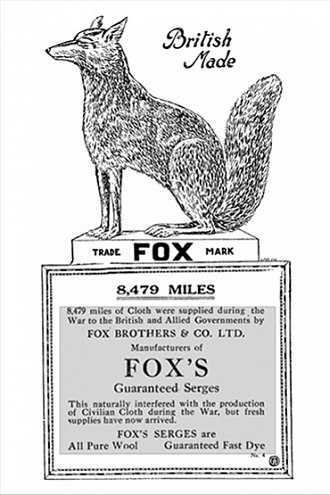 Fox war effort
